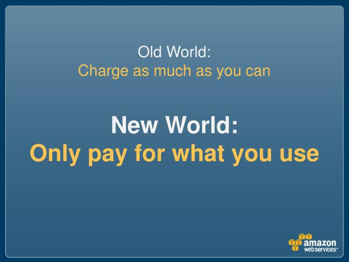 Old World: