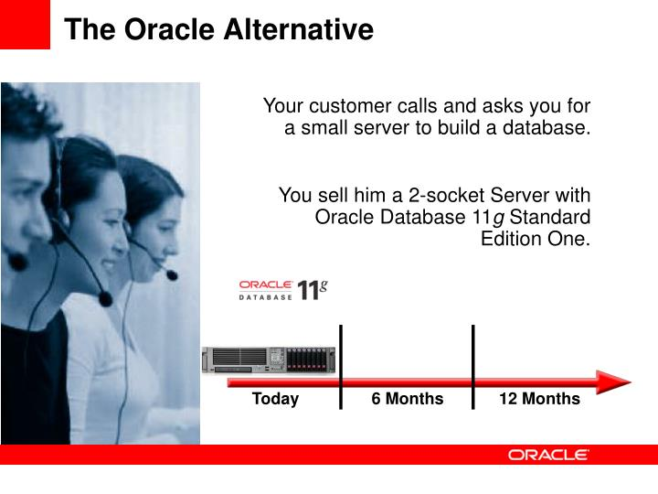 The Oracle Alternative