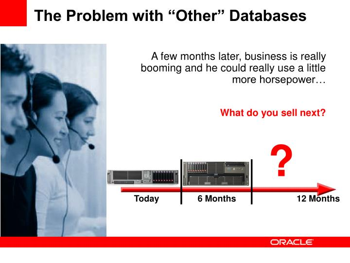 """The Problem with """"Other"""" Databases"""