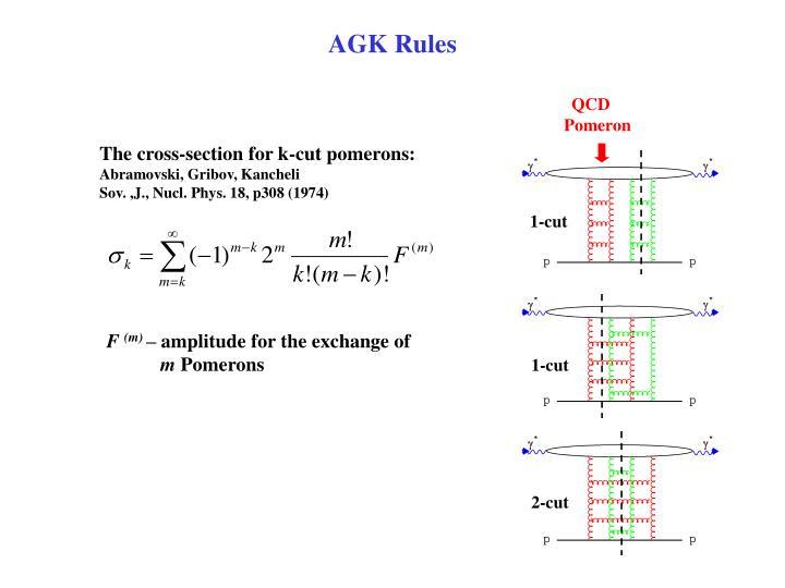 AGK Rules