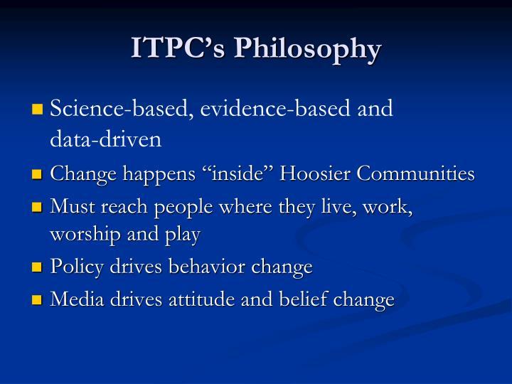 ITPC's Philosophy