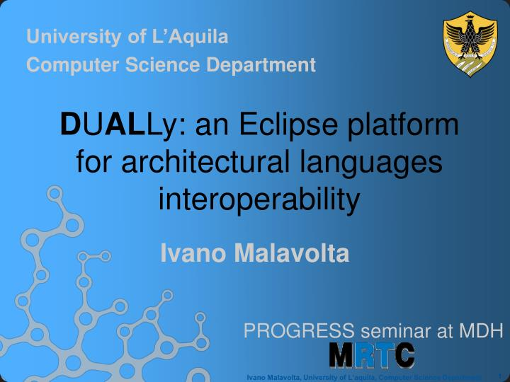 University of L'Aquila