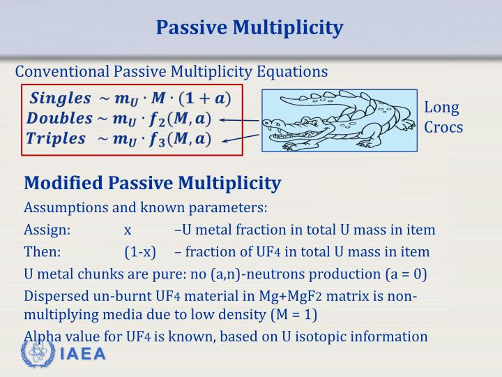 Passive Multiplicity