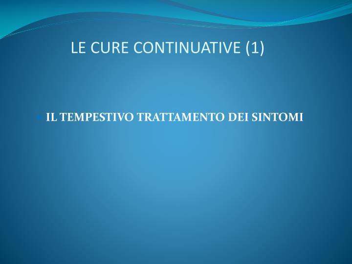 LE CURE CONTINUATIVE (1)