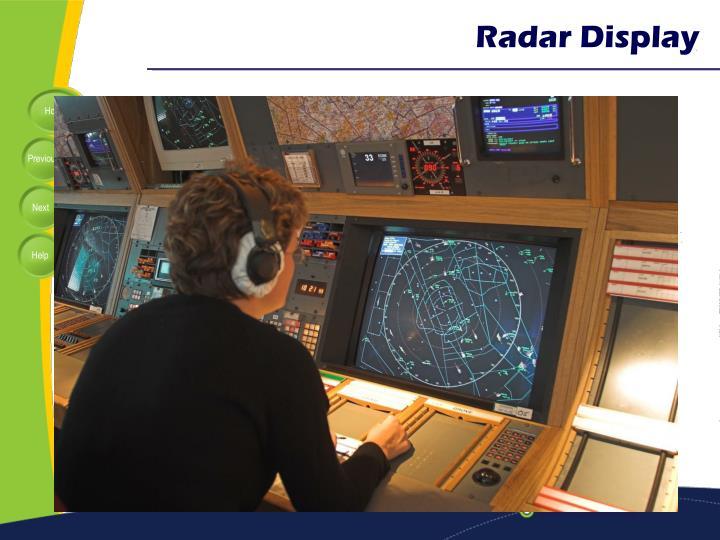 Radar Display