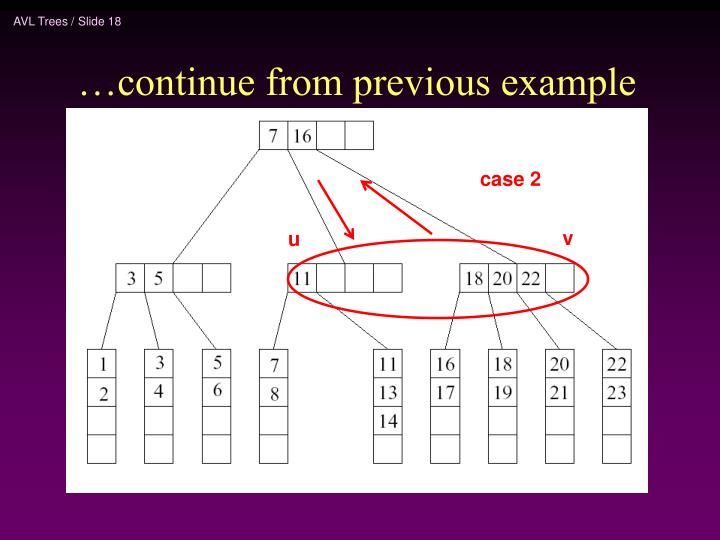 …continue from previous example