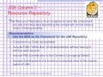 jsb column 2 resource repository1