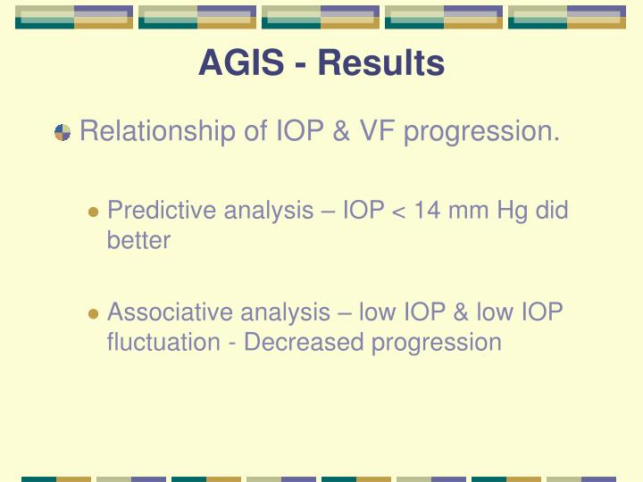 AGIS - Results