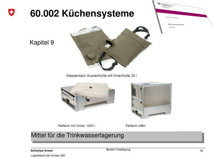 60.002 Küchensysteme