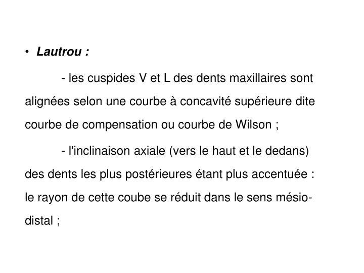 Lautrou :