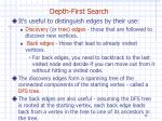 depth first search3