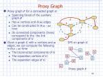 proxy graph