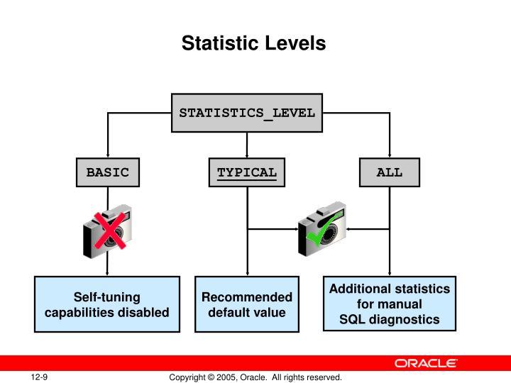 Statistic Levels