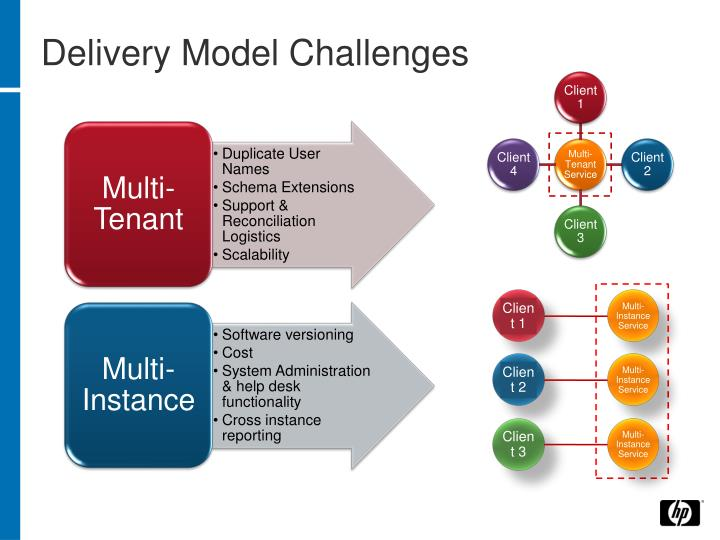 Delivery Model Challenges