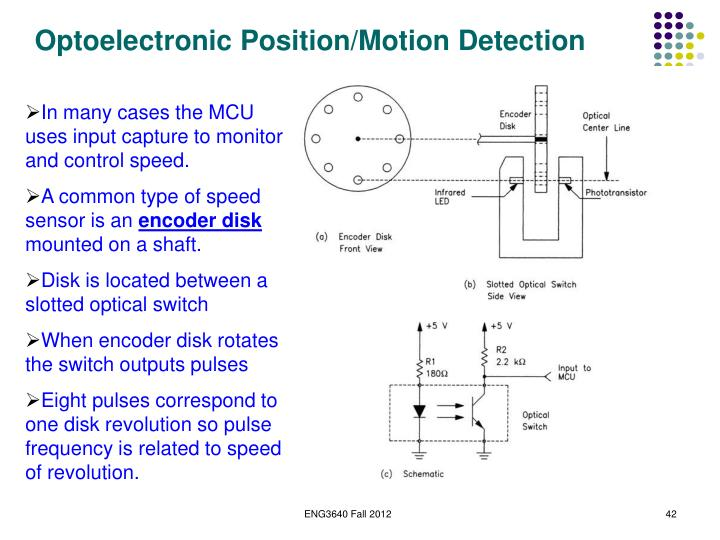 Optoelectronic Position/Motion Detection