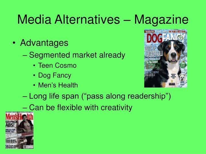 Media Alternatives – Magazine