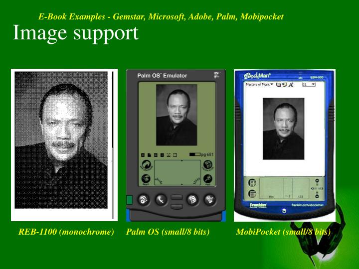 Image support