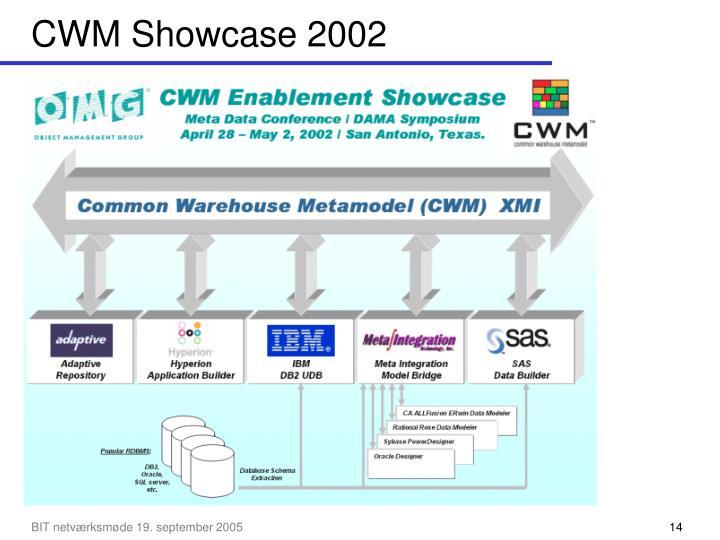 CWM Showcase 2002