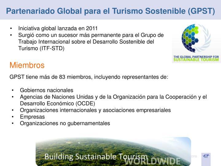 Partenariado Global para el Turismo Sostenible