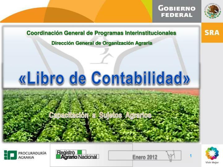 Coordinación General de Programas Interinstitucionales