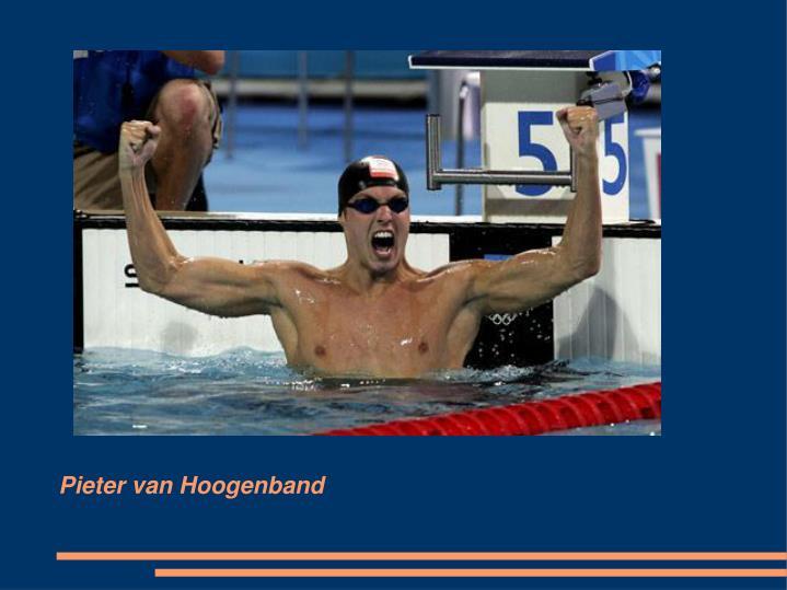 Pieter van Hoogenband