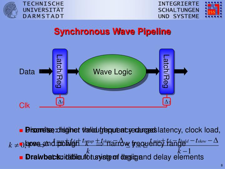 Synchronous Wave Pipeline