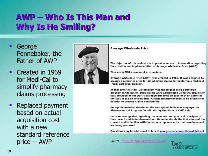 AWP – Who Is This Man and