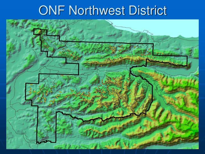 ONF Northwest District