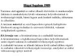 h gai fogalom 1989