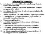 h gai nyilatkozat