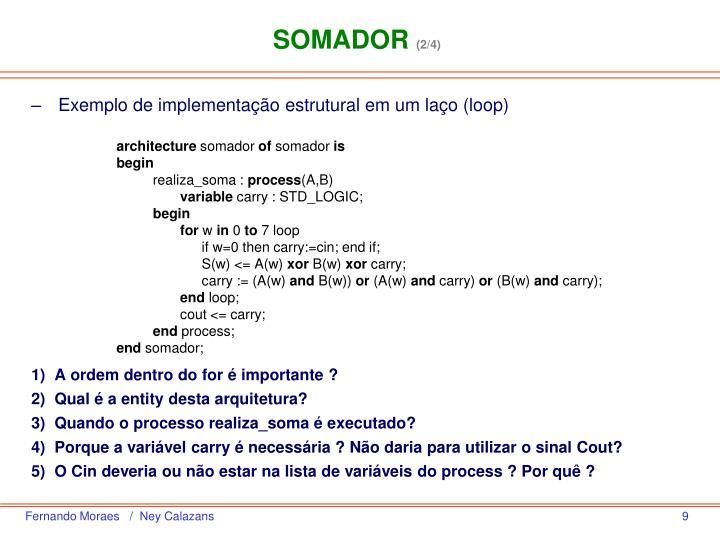 SOMADOR
