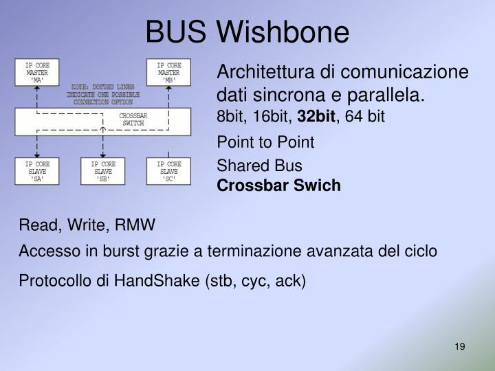 BUS Wishbone