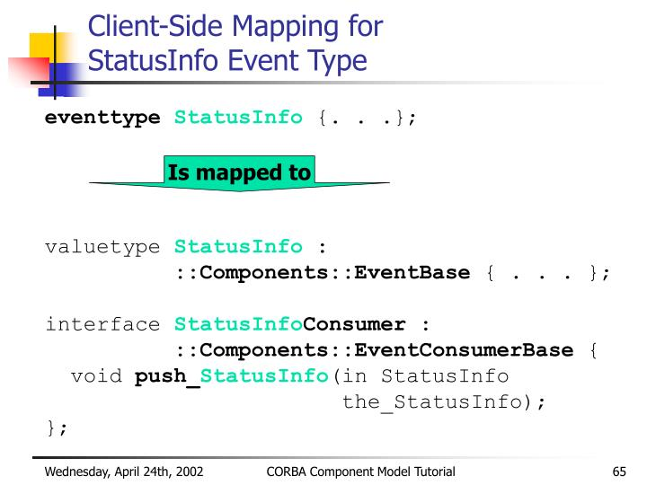 Client-Side Mapping for