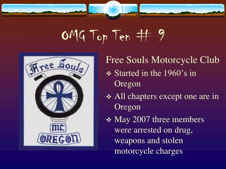 OMG Top Ten # 9