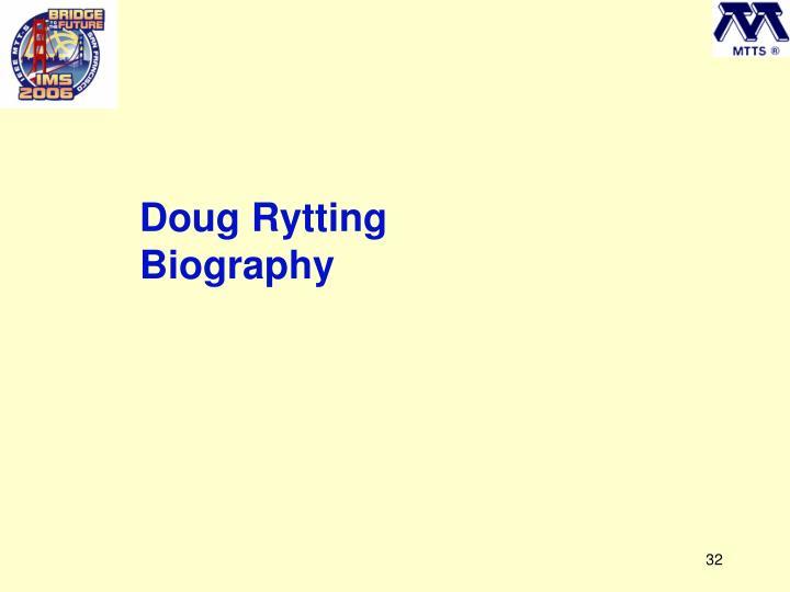 Doug Rytting
