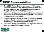asprs recommendations1