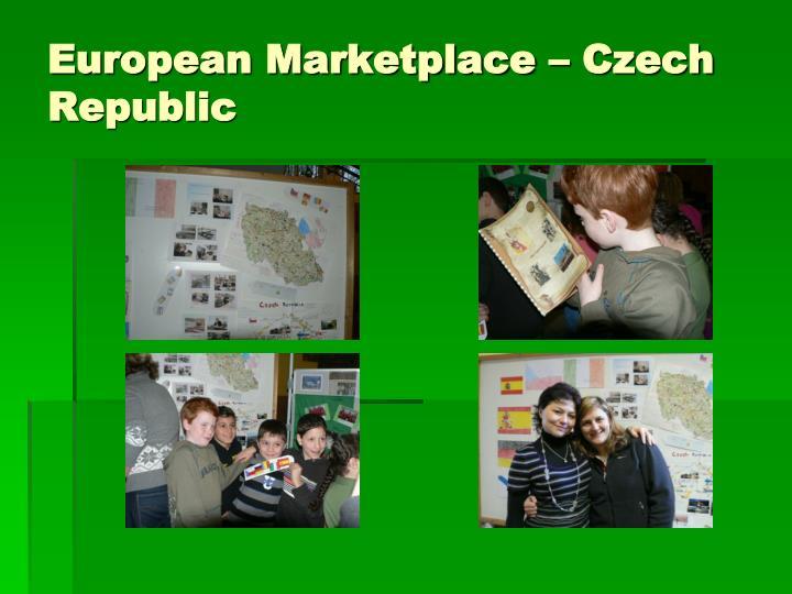 European Marketplace – Czech Republic