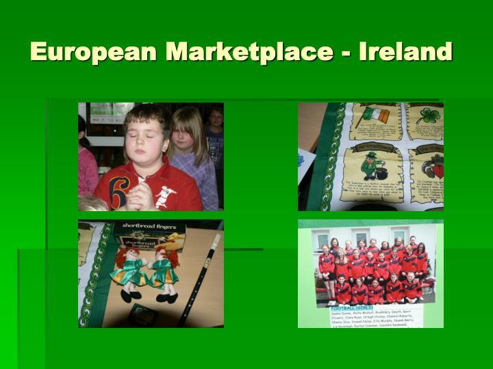 European Marketplace - Ireland