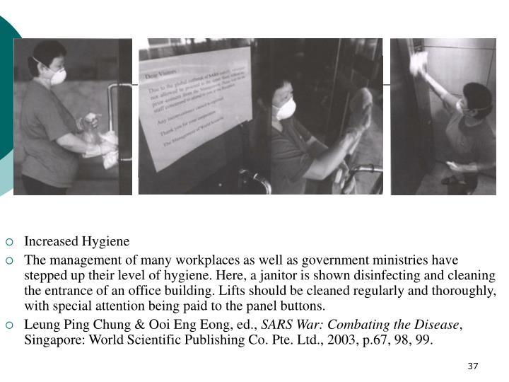 Increased Hygiene