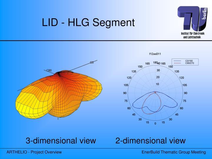 LID - HLG Segment