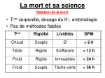 la mort et sa science6