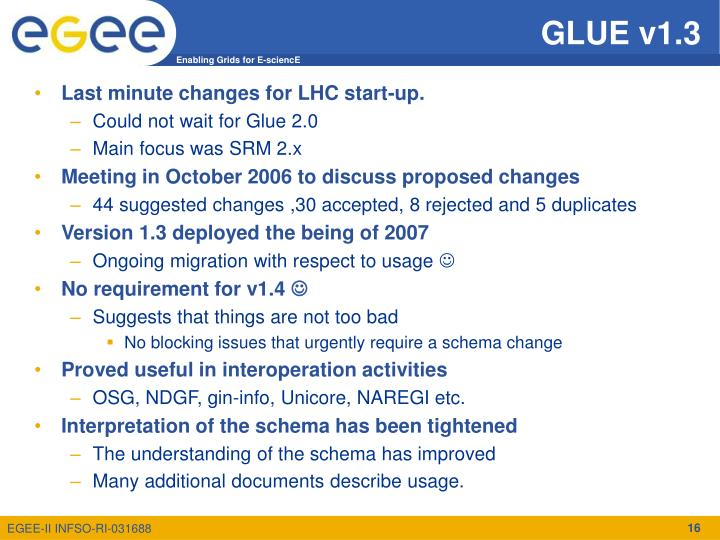 GLUE v1.3