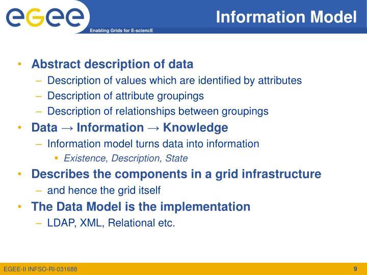 Information Model