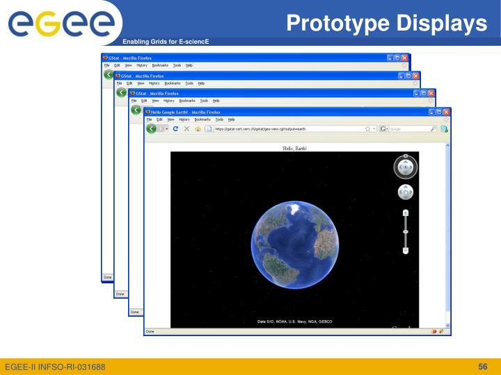 Prototype Displays