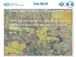global urban footprint guf programme