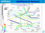 nordunet ip network