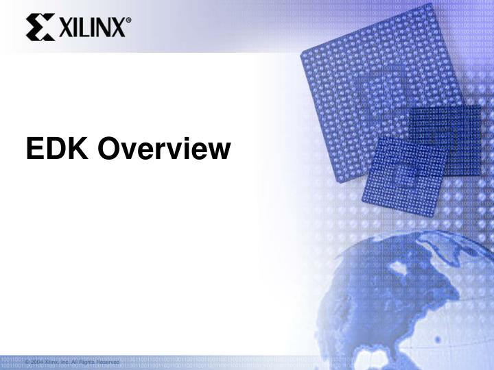 Edk overview