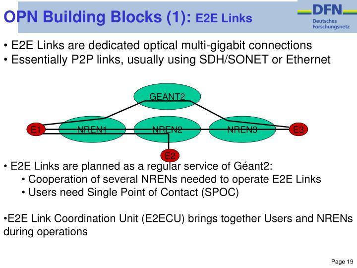 OPN Building Blocks (1):