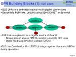 opn building blocks 1 e2e links