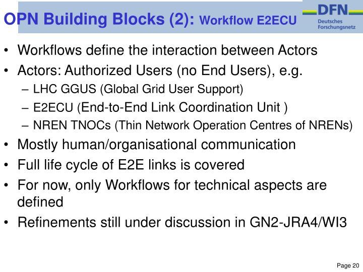 OPN Building Blocks (2):
